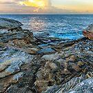 Botany Bay wake up by Chris Brunton