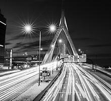 Zakim Bridge by FrigidLight