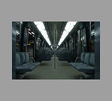Subway LA Metrolink. by CanyonWind
