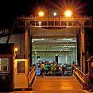 Last Ferry Out.... by phil decocco