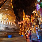 Pagoda, Myanmar by brians101