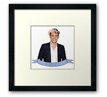Tom Hiddleston Framed Print