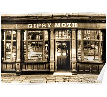 The Gipsy Moth Pub Greenwich Poster