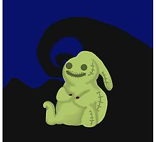 I'm the Oogie Boogie Man by Lady-Ladlar