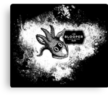 The Blooper Rum Canvas Print