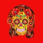 Skull by candelakis