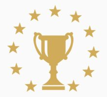 Cup trophy stars by Designzz