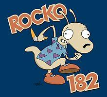 Rocko 182 by brandonbrye