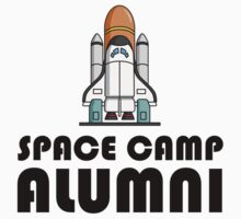 Space Camp Alumni Kids Clothes