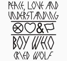 EXO-BOY WHO CRIED  WOLF by Kaijong-in