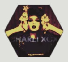 Charli XCX Hexagon by thecodeine