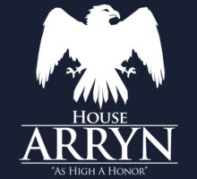House Arryn (Black) by ShirThrones