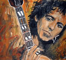 Keith Richards by olivia-art