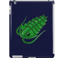 Green Trilobite iPad Case/Skin