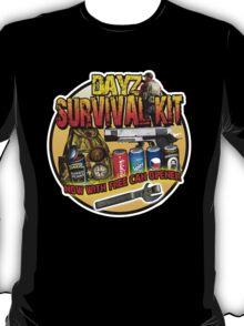 Dayz Game - Survival Kit T-Shirt