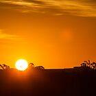 Sundown by Alan Robert Cooke