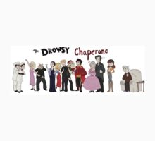 The Drowsy Chaperone  by DoodleCat