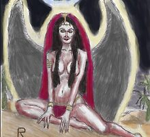 angel of the night by richt63
