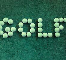 Golf Balls #2 by PandMandC