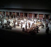 ©MS Museo De Antropología E Historia IXA by OmarHernandez