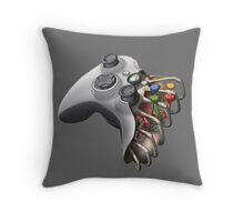 Gamer Life Throw Pillow