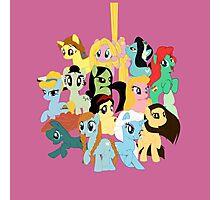 Pony Princess Collection Photographic Print