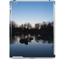 As the Evening Gently Comes... iPad Case/Skin