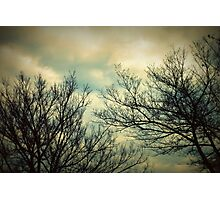 The Stormy Weather Photographic Print