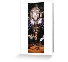 Sandman Dreamscape Greeting Card