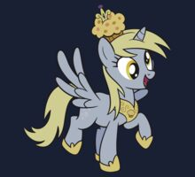 Derpy the Muffin Queen Tshirt by broniesunite