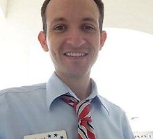 Richard DeNapoli-Selfie from the campaign trail by richard denapoli