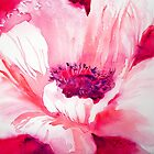 Pink Poppy by Ruth S Harris