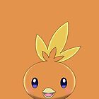 Torchic by Winick-lim
