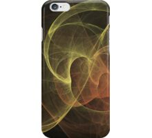 Abstract Art Magic Flame iPhone Case/Skin