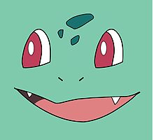 bulbasaur by dirtyneon