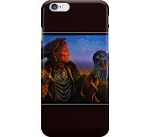 HELP US iPhone Case/Skin