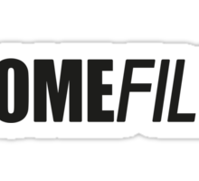 It's a Homefill! Sticker