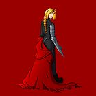 Edward Elric by BarbaraJHarris