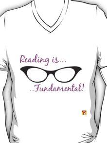 Reading is Fundamental! T-Shirt