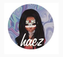 Haez; Vivid Mask Girl by Nathiott