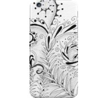 Qurly Qs iPhone Case/Skin
