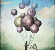 Those Who Want to See the World by ChristianSchloe