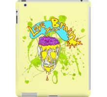 Love Your Brain iPad Case/Skin