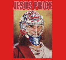 Jesus Price - Canadiens de Montréal by DoctorMonkey