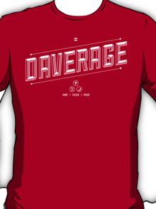 DAVERAGE T-Shirt