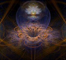 Interwoven by Craig Hitchens - Spiritual Digital Art