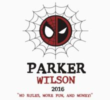 Vote Parker/Wilson 2016 by NicoleLiane