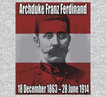 Archduke Franz Ferdinand of Austria (1863-1914) Kids Clothes