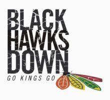 Blackhawks down - light version by Knight The Lamp