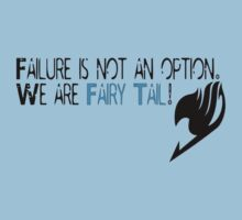 'We are Fairy Tail!' T-shirt by VioletAura